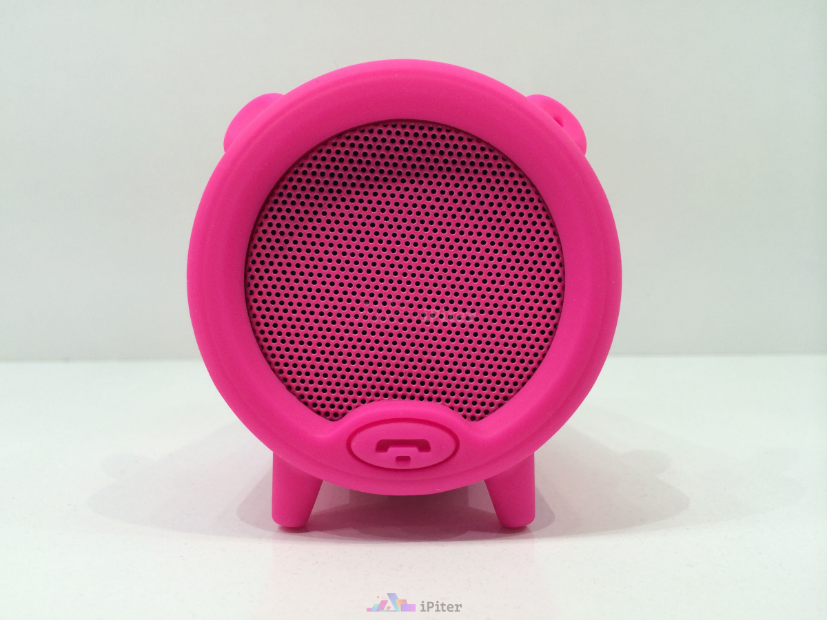 Фото Piggy Bluetooth Speaker, Розовый