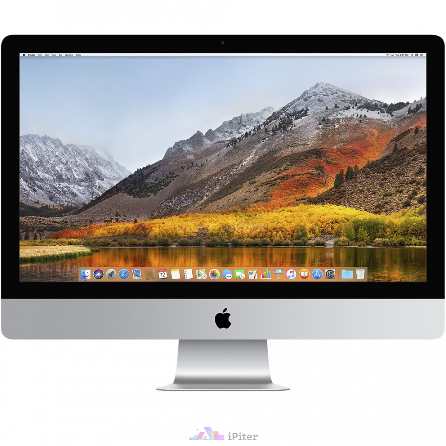 Фото Купить Моноблок Apple iMac 27 Retina 5K i5 3.4Ghz 8Gb 1TB FD/RP570 4Gb (MNE92RU/A)