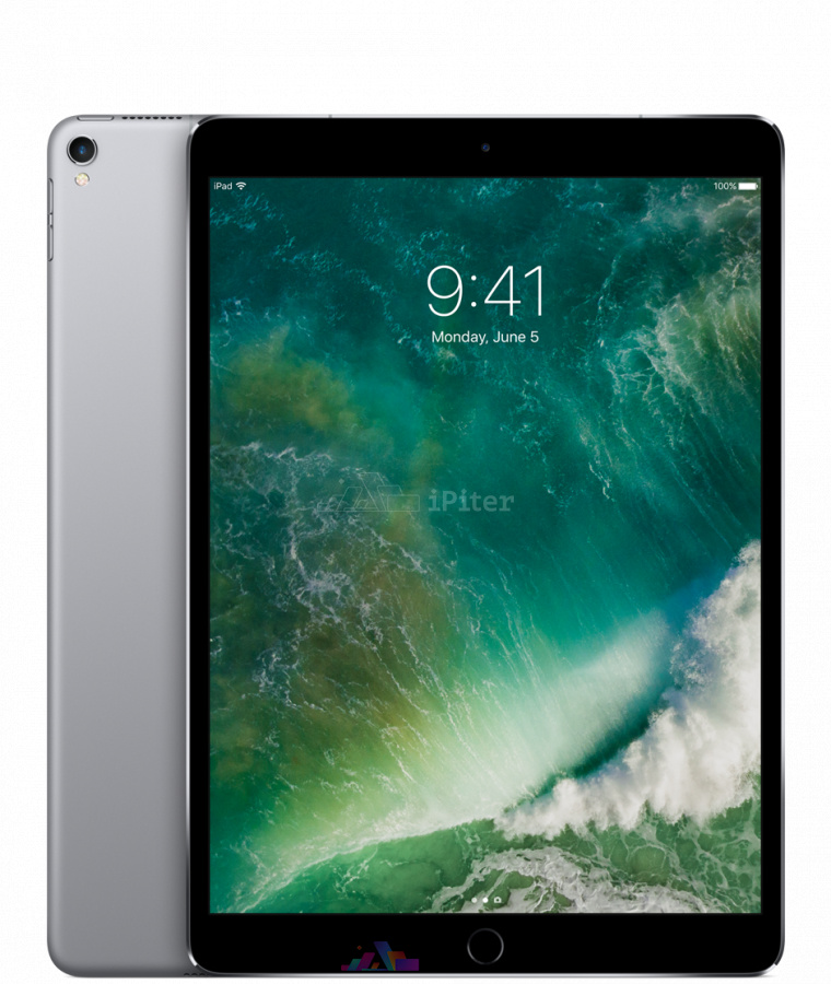 Фото Купить Apple iPad Pro 10,5'' 64gb Wi-Fi Space Gray (MQDT2)