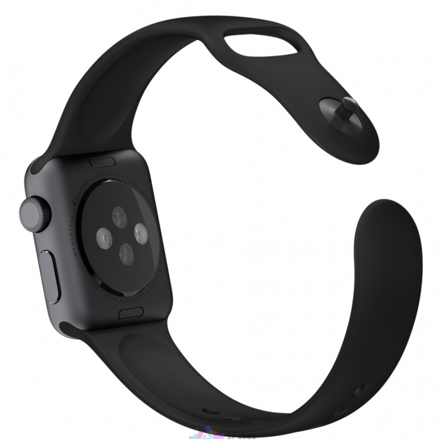 Фото Apple Watch 42 мм Sport Band, Space Gray ()
