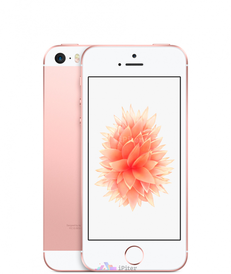 Фото Купить Apple iPhone SE 64Gb<br> Rose Gold (MLXQ2RU/A)