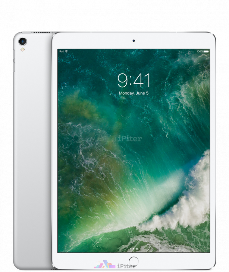 Фото Купить Apple iPad Pro 10,5'' 64gb Wi-Fi + Cellular Silver (MQF02)