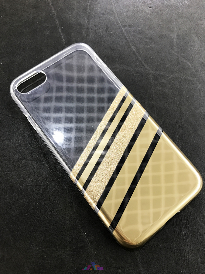 Фото Vouni Brilliance Galaxy Case для iPhone 8 / 7, Золотой
