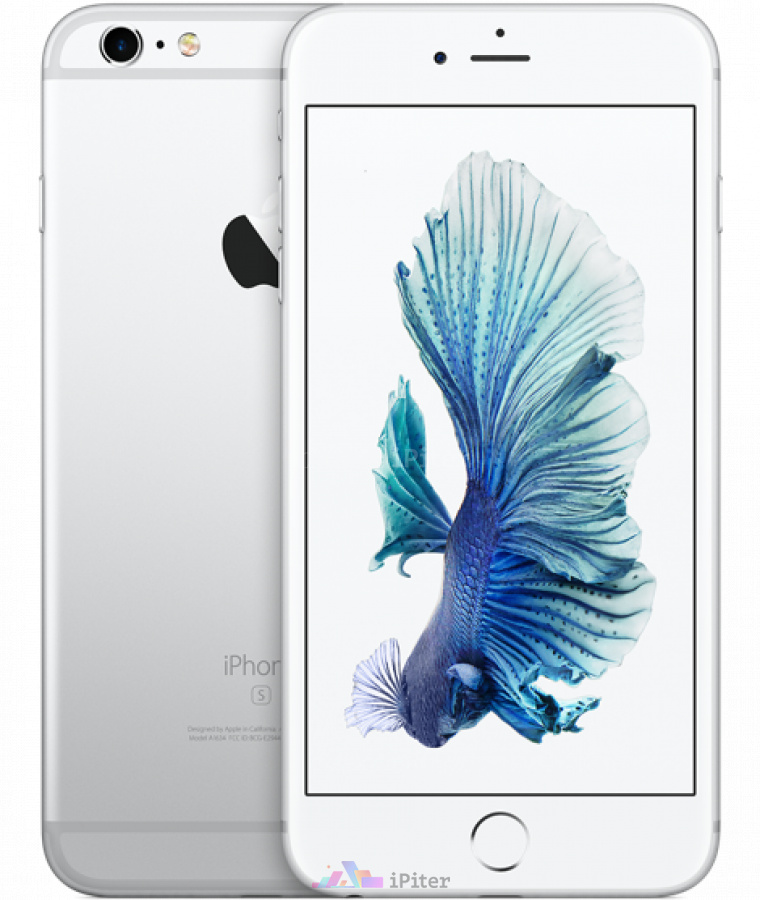Фото Apple iPhone 6s Plus 32Gb<br> Silver (MN2W2)