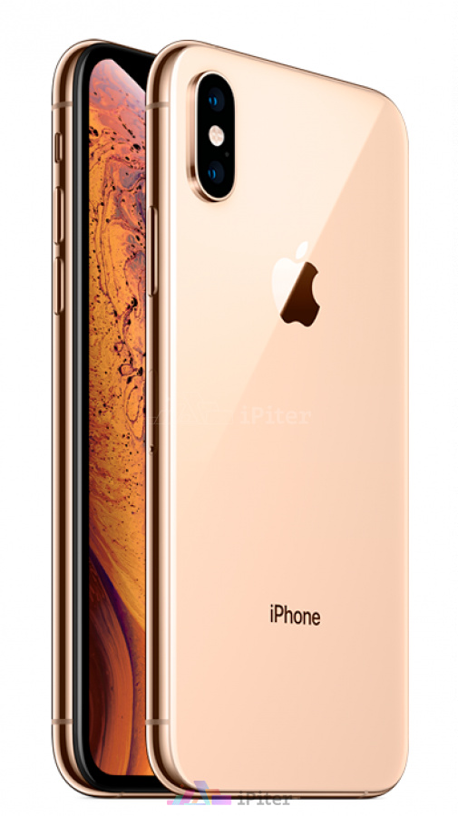 Фото Купить Apple iPhone XS 512Gb<br> Gold (MT9N2)