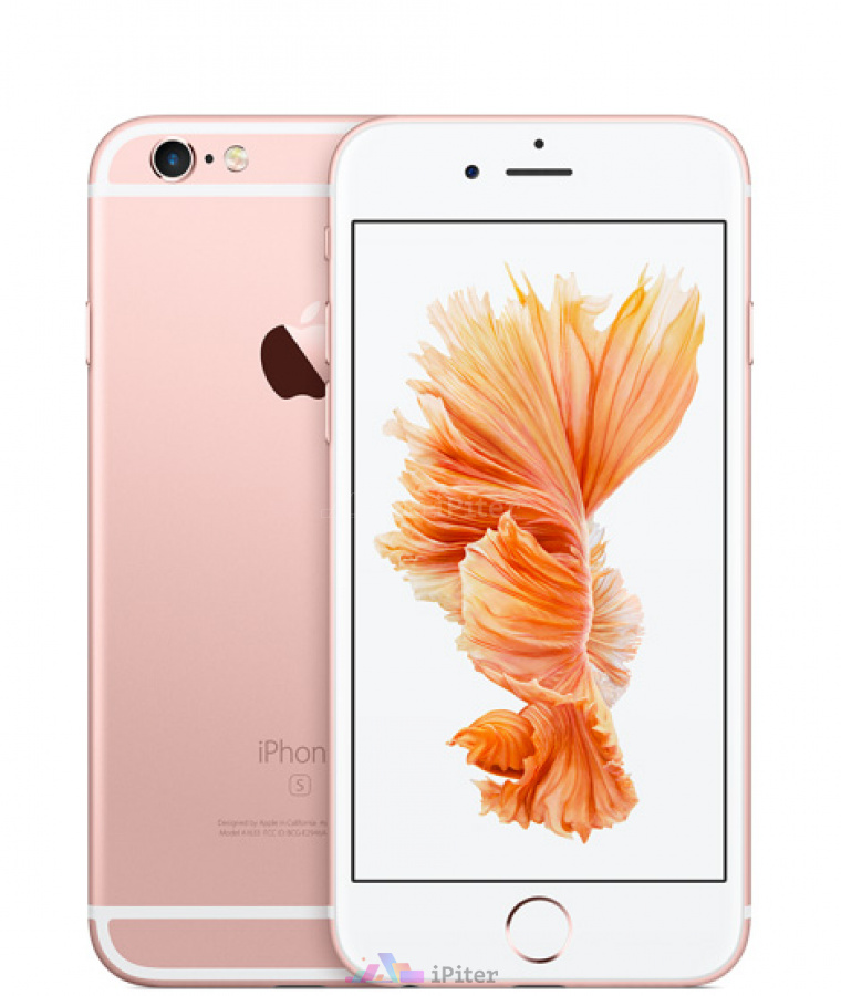 Фото Купить Apple iPhone 6s 64Gb<br> Rose Gold ()