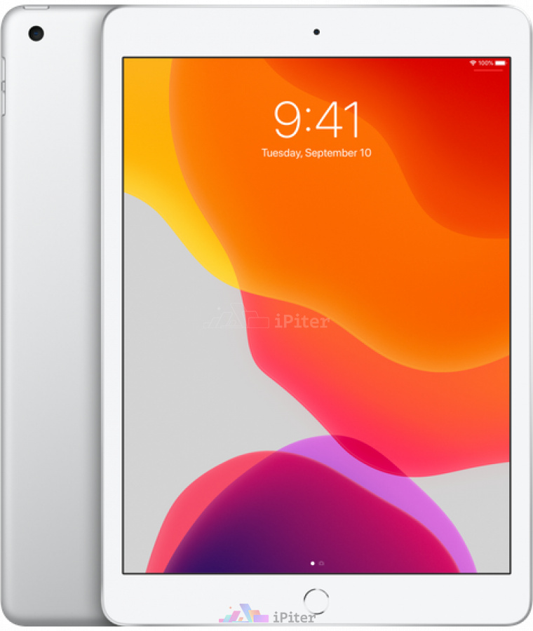 Фото Купить Apple iPad 2019 10,2 дюйма Wi-Fi 32gb Silver (MW752)
