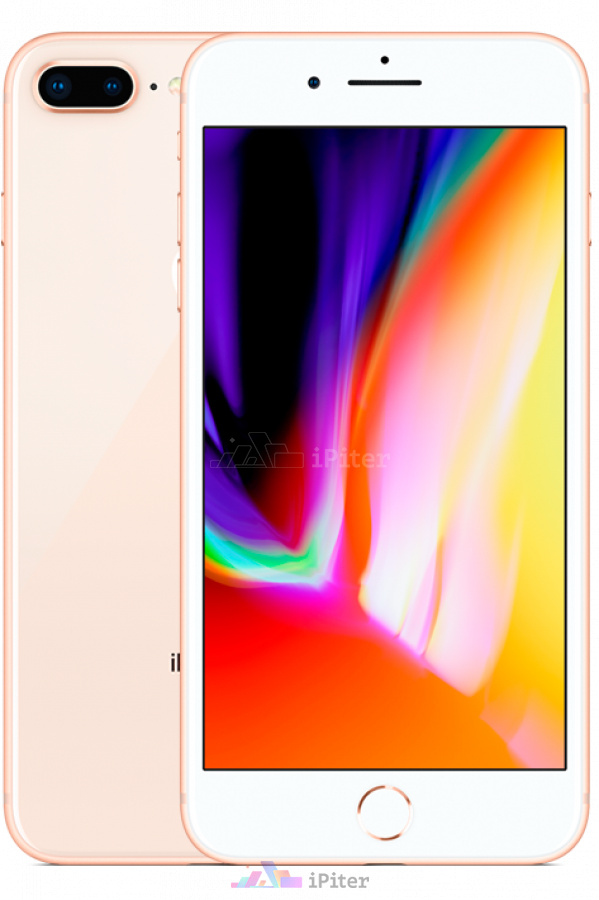 Фото Купить Apple iPhone 8 Plus 256Gb<br> Gold (MQ8R2)