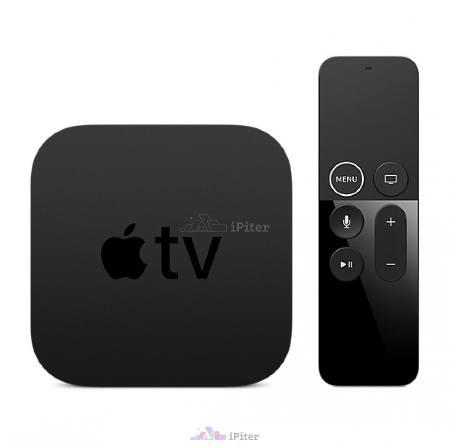 Фото Купить Apple TV 4K 64Gb (MP7P2)