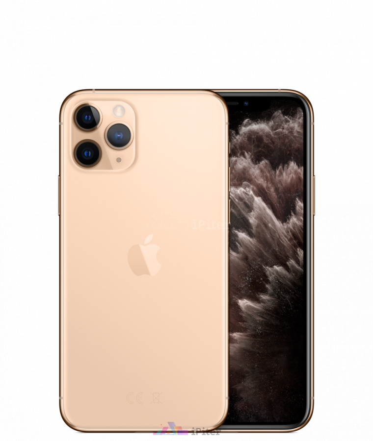 Фото Купить Apple iPhone 11 Pro 256Gb<br> Gold (MWC92)