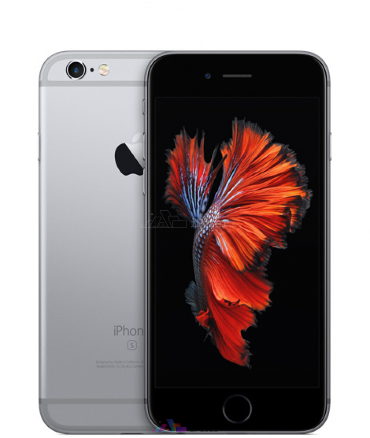 Фото Купить Apple iPhone 6s 128Gb<br> Space Gray (MKQT2)