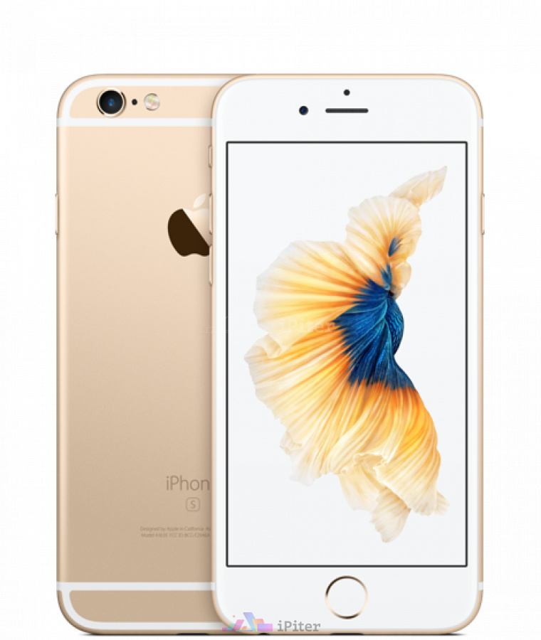 Фото Купить Apple iPhone 6s 32Gb<br> Gold (MN112)