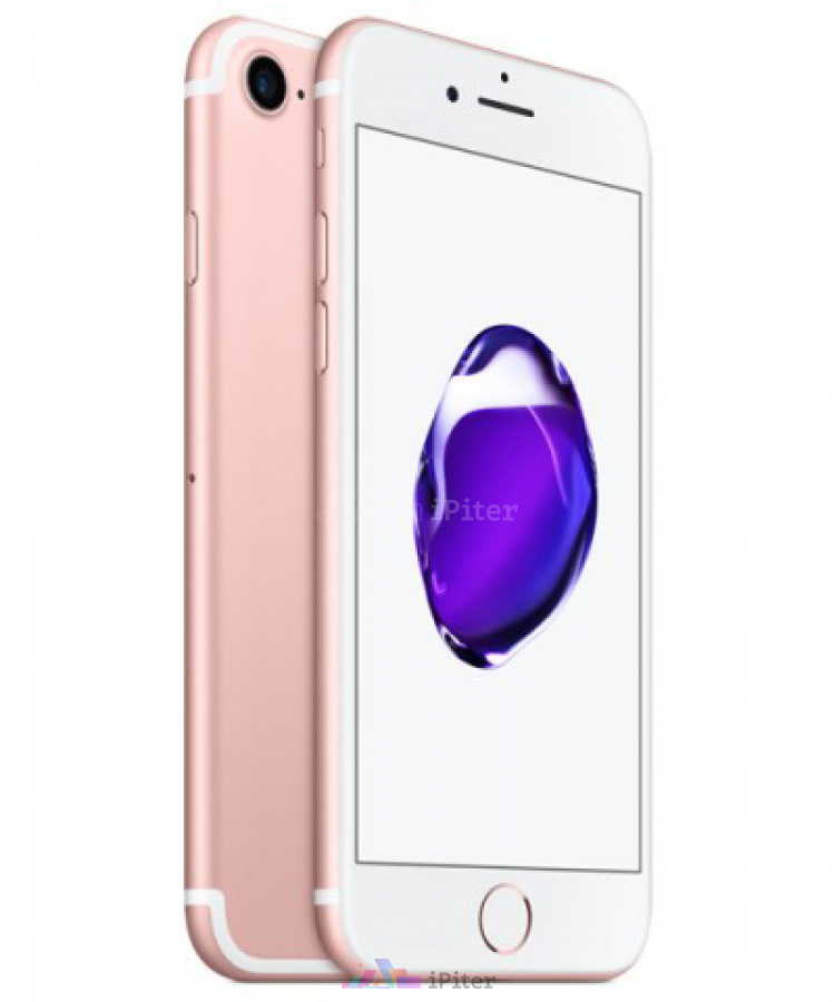 Фото Купить Apple iPhone 7 128Gb<br> Rose Gold (MN952)